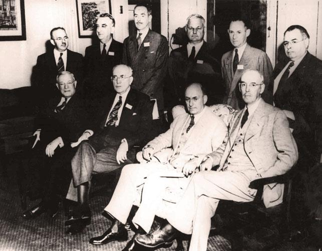 američka delegacija