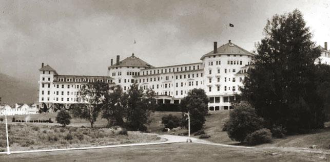 Hotel Maunt Vašington